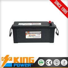 N135 Maintenance Free car battery 12V135AH made in china manufacturer with nice service