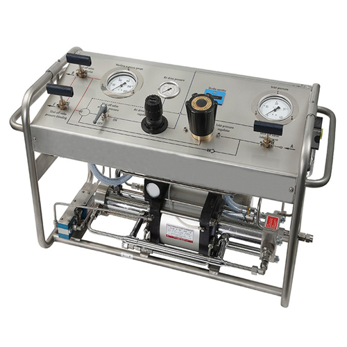 Portable Well Pipe Hydraulic Pressure Testing Equipment