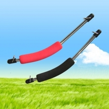 quad line power kite handles