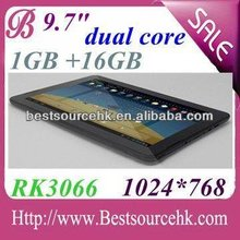 OEM HDMI 9.7 tablet with os android 4 CE Cert. sale in Europe