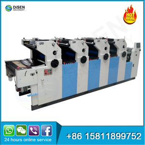 Digital multi colour a3 dominant computer direct cheap 4 color offset printing machine price