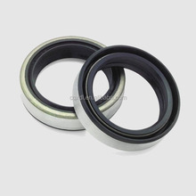 Single Lip Viton Rubber Metric Shaft Oil Seal with Spring