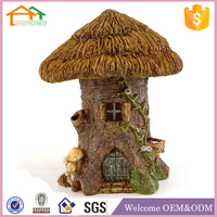 Factory Custom made best home decoration gift polyresin resin tree stumps