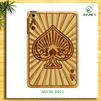 poker design back cover for ipad 2, for cover ipad mini
