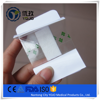 PU Film Cannula Fixation Dressing For Wound Care