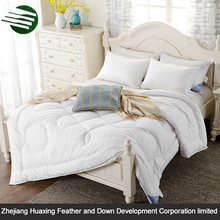 Super Quality Durable Customized Type Factory Manufacture Thin Soft Comfortable Soft Quilt Set White Cotton Quilt For Hotel