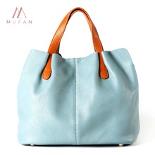 Fashion Genuine Leather Women bag women's handbag lady's messenger bag luxury Designer crossbody bags for women <strong>ToteS</strong>