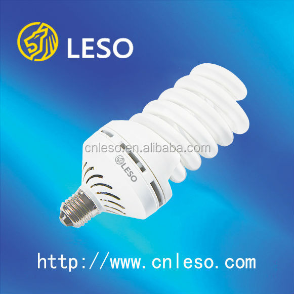 LED 85W high quality Spiral energy saving lamp FULL spiral