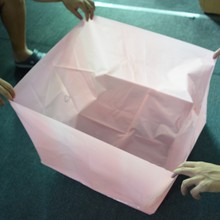 large size custom design LDPE plastic antistatic packaging bag