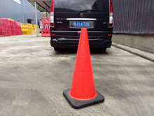 "28"" 7lbs PVC Road Traffic Safety Cone traffic cone storage"
