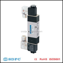 4M320-10 pneumatic double solenoid and position control valve
