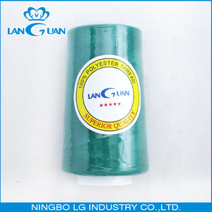 Sewing polyester cotton Thread