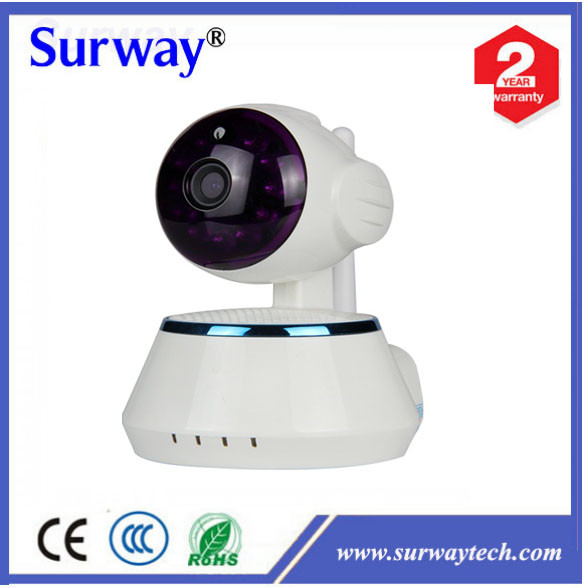 Audio Cloud, P2P , WIFI Home IP Camera