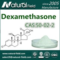 CAS:50-02-2 99% High Purity Hormone Dexamethasone Powder