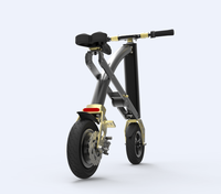 adults newest brushless motorized scooter mini bicycle in 2016