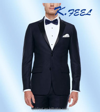 Men's Dress Suits Coat Pants Wedding Evening Groom Tuxedo Suit