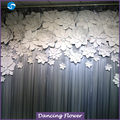 Wholesale Christmas Artificial Paper Flower Flower Wall