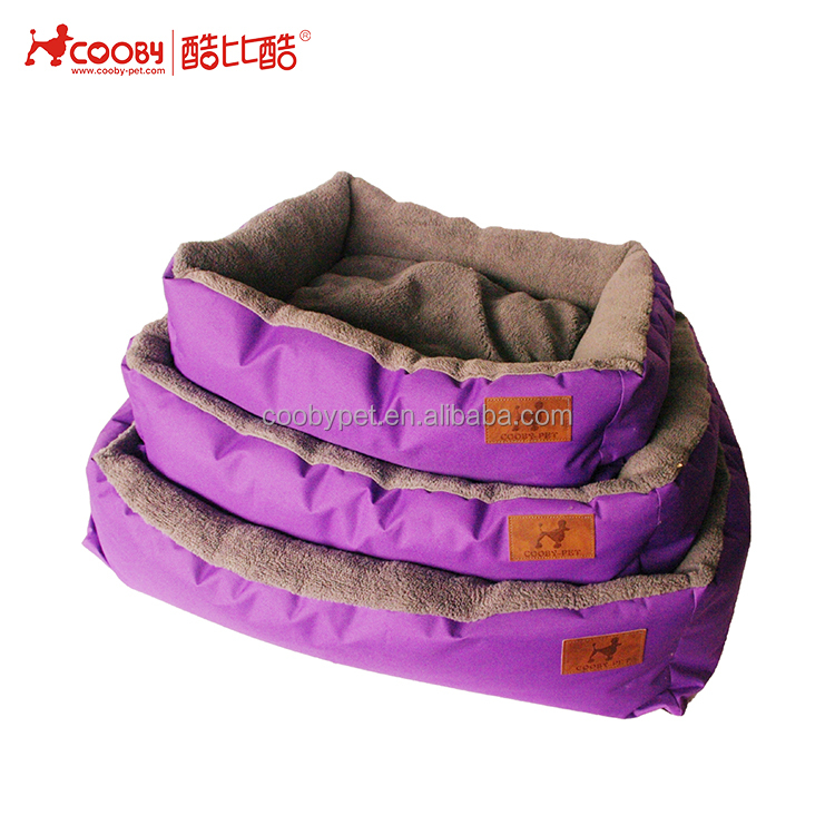 Beautiful durable Professional Factory Wholesale oxford dog bed