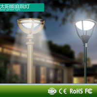 new design Solar Garden Light Led Garden Light Poles All In One Street Light