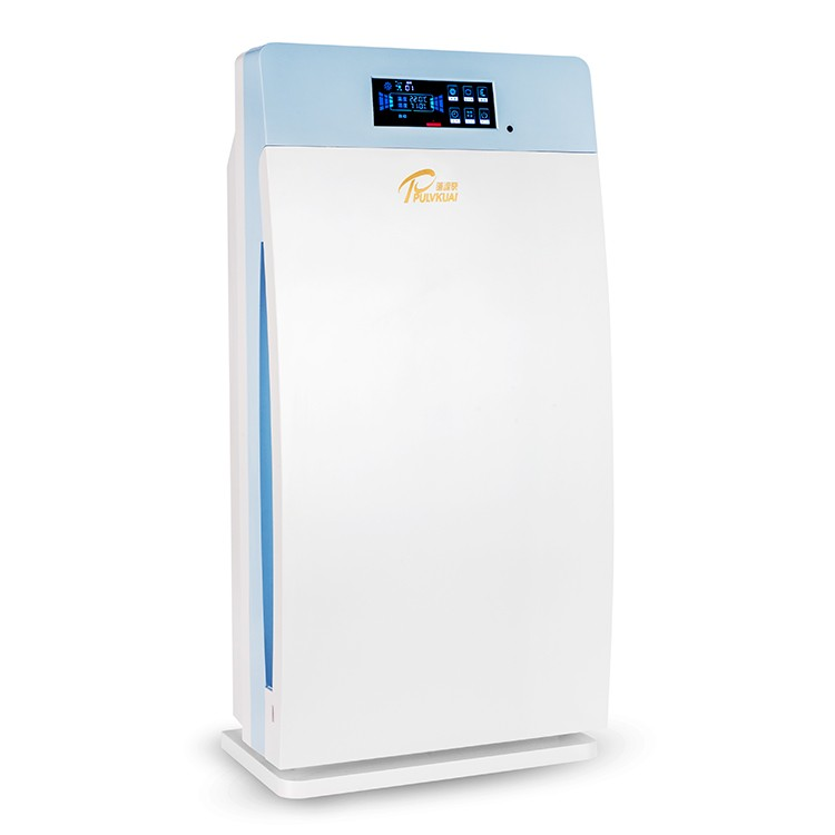 High quality new environizer air purifier manual with PM 2.5 display