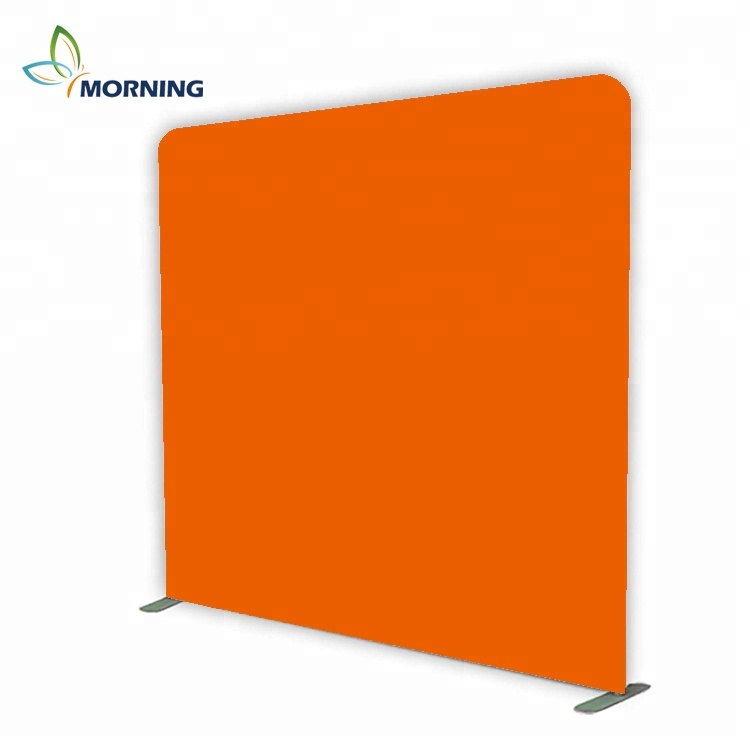 20ft portable tension stand advertising fabric banner <strong>displays</strong> for photography