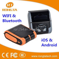 RPP300BU bluetooth mobile thermal printer, Bluetooth+USB, 3 inch, China
