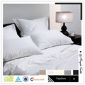 250TC 50% cotton 50% polyester hotel bedding set for Thailand market
