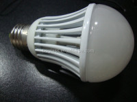 China professional manufacturer led glass bulb shell white lighting
