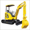 Compact Excavators used and new parts for sale