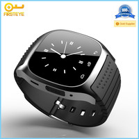factory wholesale cheap bluetooth m26 smart watch 2015