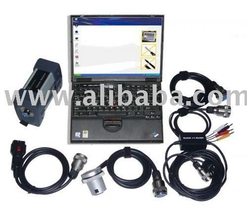 MB star 2008 compact 3 diagnostic equipment
