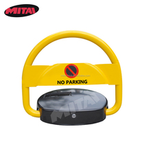 180 Degree Anti-collision Solar Rotating Electric Parking Lock