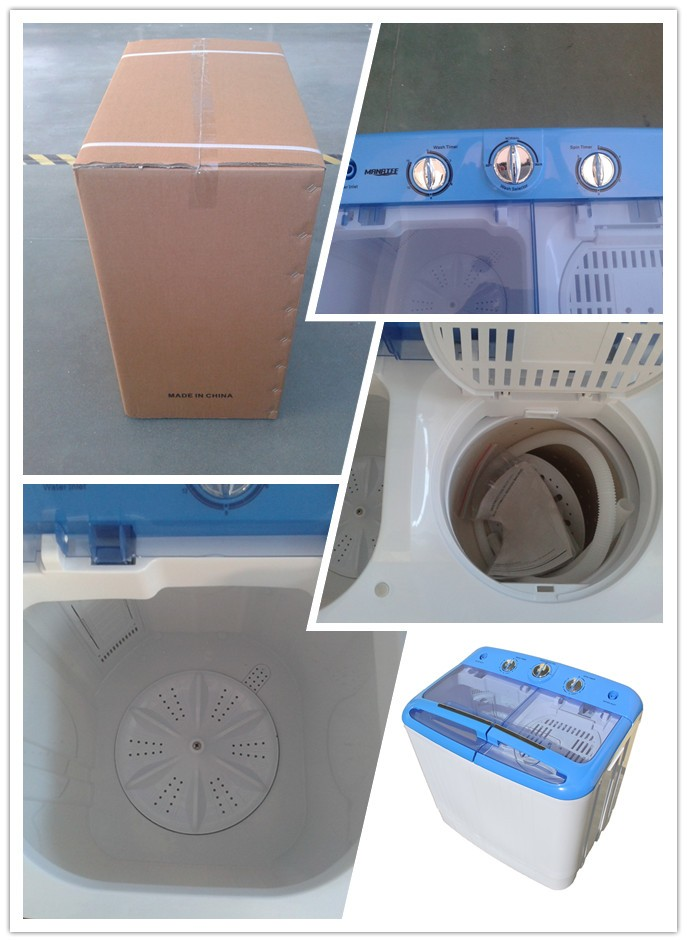 semi automatic twin tub mini washing machine sales