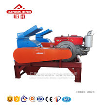 rock gold mining machine crusher small portable Diesel Gold Hammer Mill