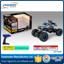 2.4G 1/14 4WD kids electric four-wheel drive truck climbing short rc car