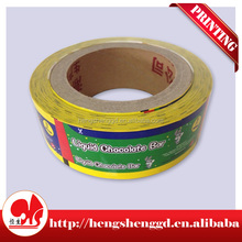 liquid chocolate bar packaging roller film