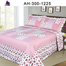 High Quality OEM Microfiber Patchwork Kantha Baby Quilt Cover Set Sale