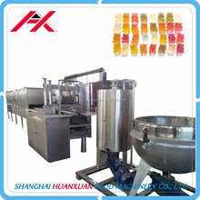 Stainless Steel Automatic Jelly Candy Wrapping Machine