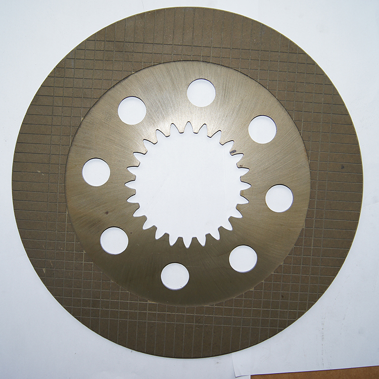 Custom Size paper clutch plate base oil assembly