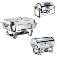 Hot Sale 9L Stainless Steel Cartering Chafing Dish Parts