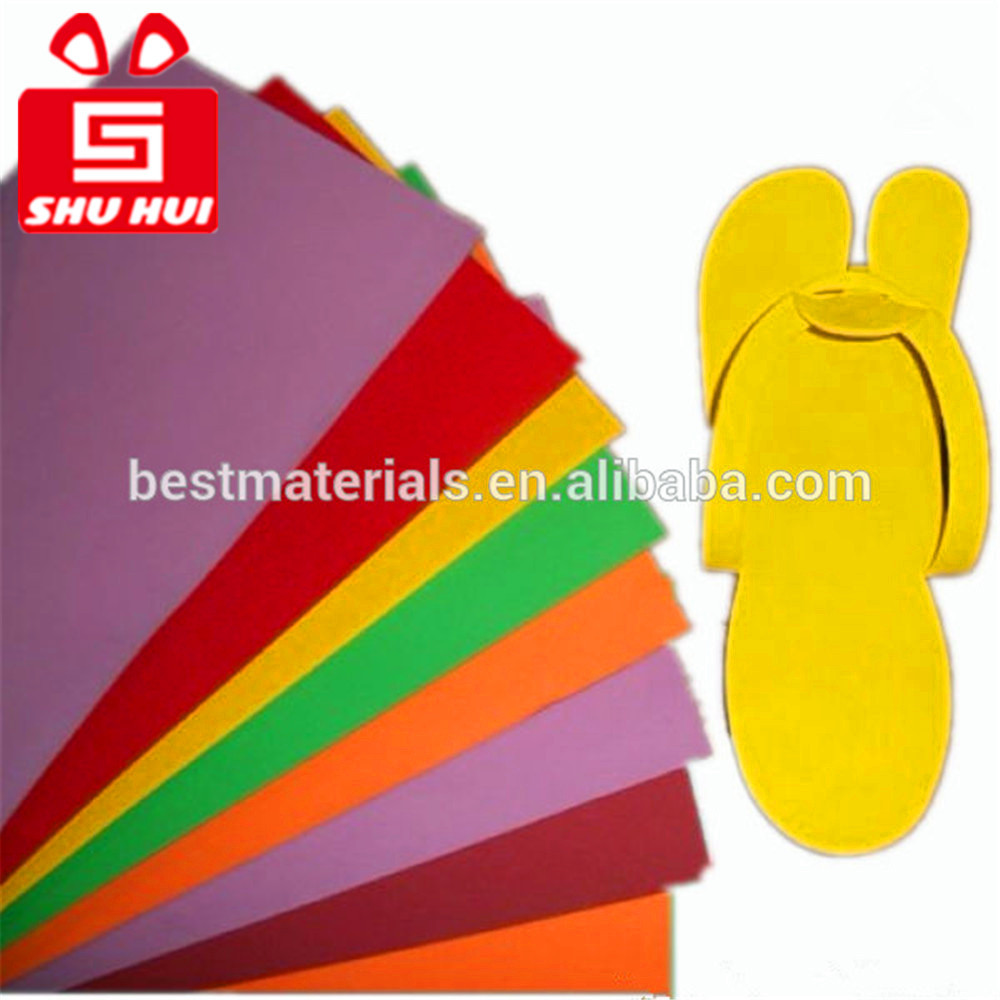2015 new design shinning and glassy 3D film EVA Foam sheet, Goma EVA, eva foam