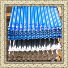 Supply High Quality tin color galvanized roofing sheets