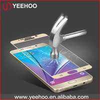 for samsung galaxy note 5 color tempered glass screen guard full cover