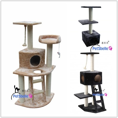 cat craft scratcher cat tree