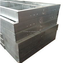 Customized steel construction formwork fabrication