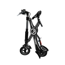 Veister Electric Foldable Scooter powerful 36 volta 8.7AH battery powered scooter