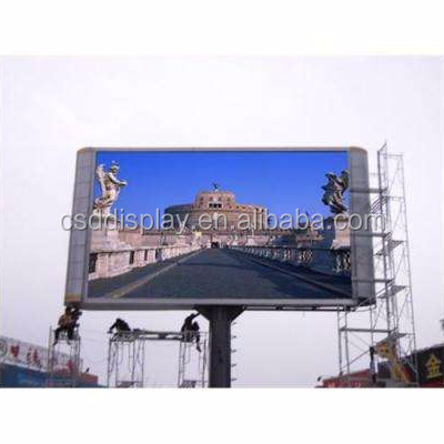 Outdoor screen P10 RGB 32x16 dots smd3535/3528 320*160mm cheap smd led display module