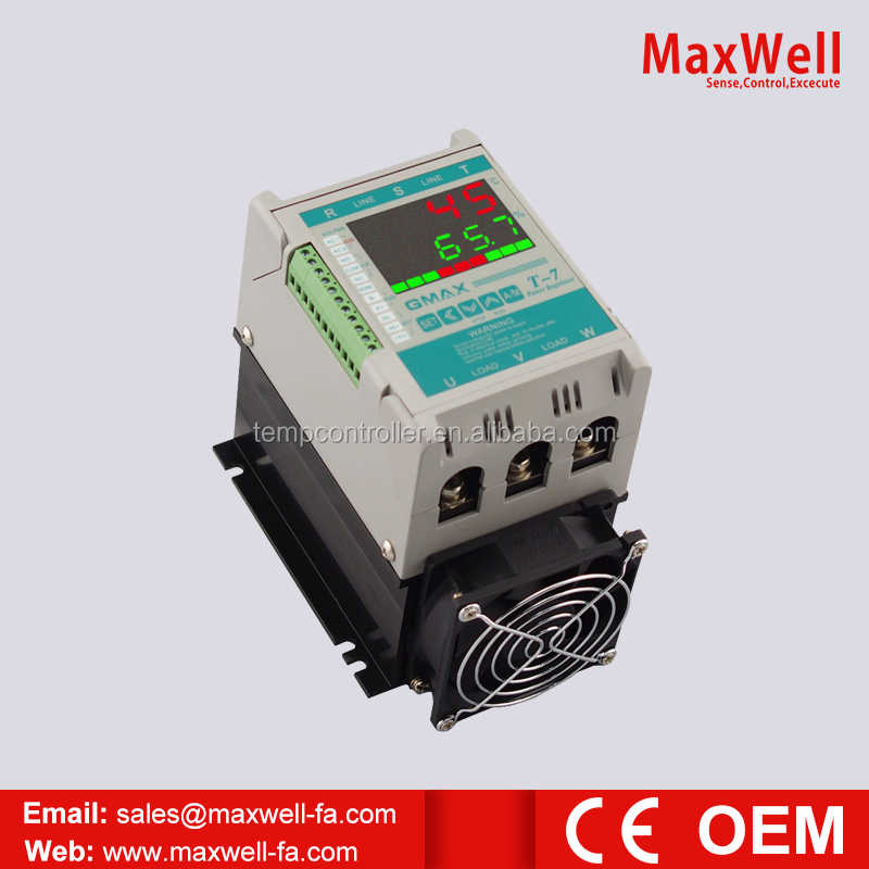 GMAX T51thyristor panel power regulator