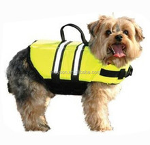 hot sale safety dog life jacket swimming float vest wholesale OEM service