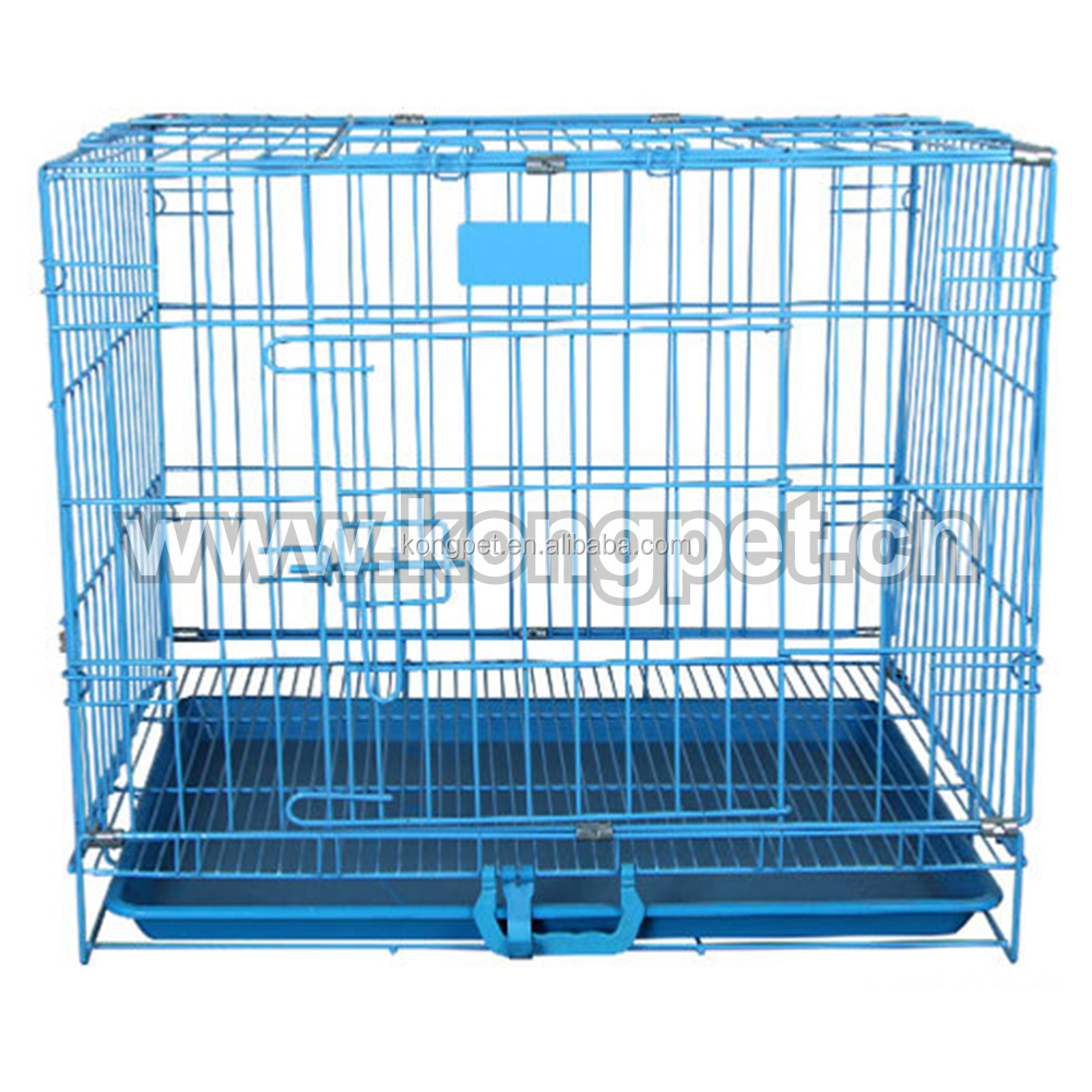 2015 High quality Square Metal pet Kennels for dogs or cats KE035